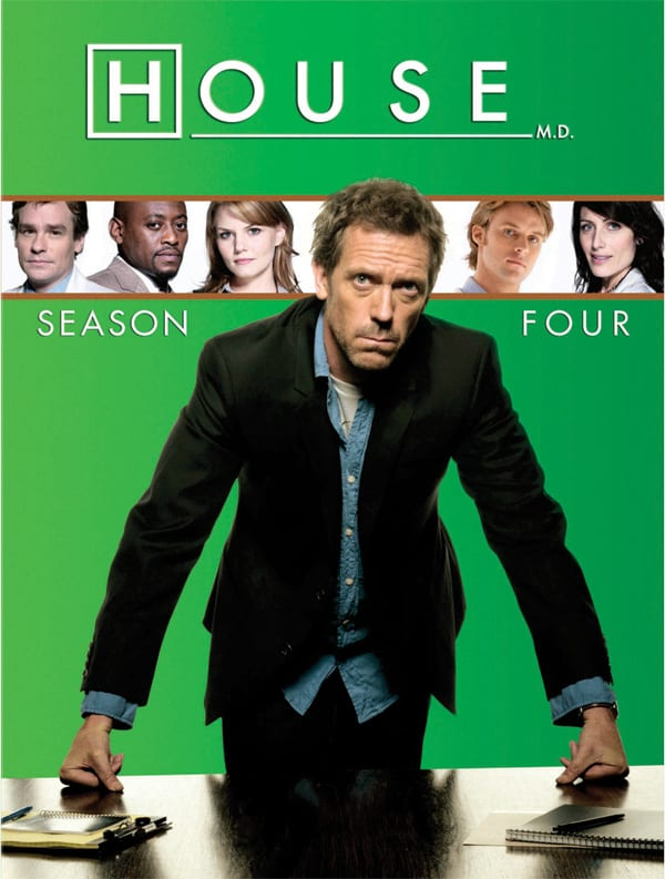 House, M.D. Season Four DVD