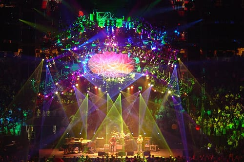 phish lights